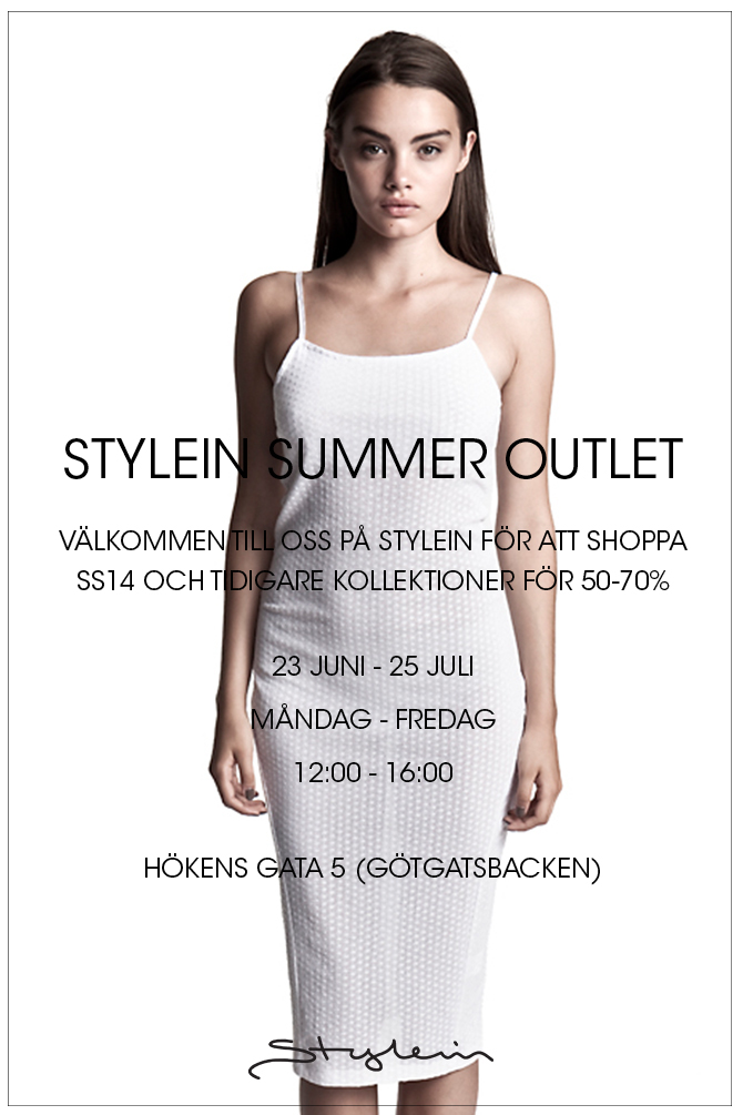 Stylein Summer Outlet - ny