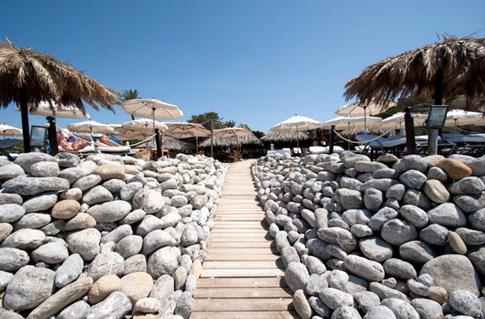 Restaurante Yemanja Ibiza    Cala Jondal